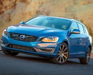 2015 Volvo V60 Front Exterior