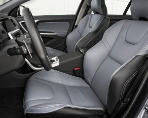 2015 Volvo V60 Front Seats Interior
