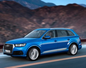 2016 Audi Q7 Performance Test
