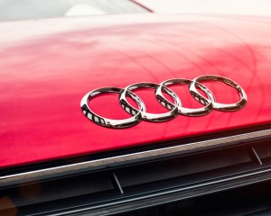 2016 Audi TT Coupe Exterior Front Badge