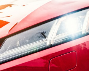 2016 Audi TT Coupe Exterior Right Headlamp