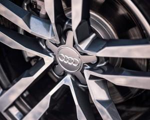 2016 Audi TT Coupe Exterior Wheel Trim