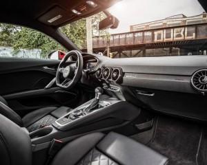 2016 Audi TT Coupe Interior