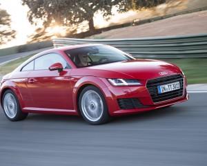 2016 Audi TT Coupe Test Drive