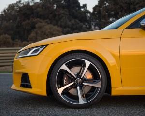 2016 Audi TTS Exterior Wheel