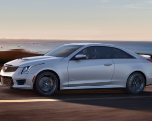 2016 Cadillac ATS-V Performance Test