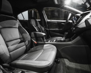 2016 Chevrolet Cruze RS Front Seats Interior