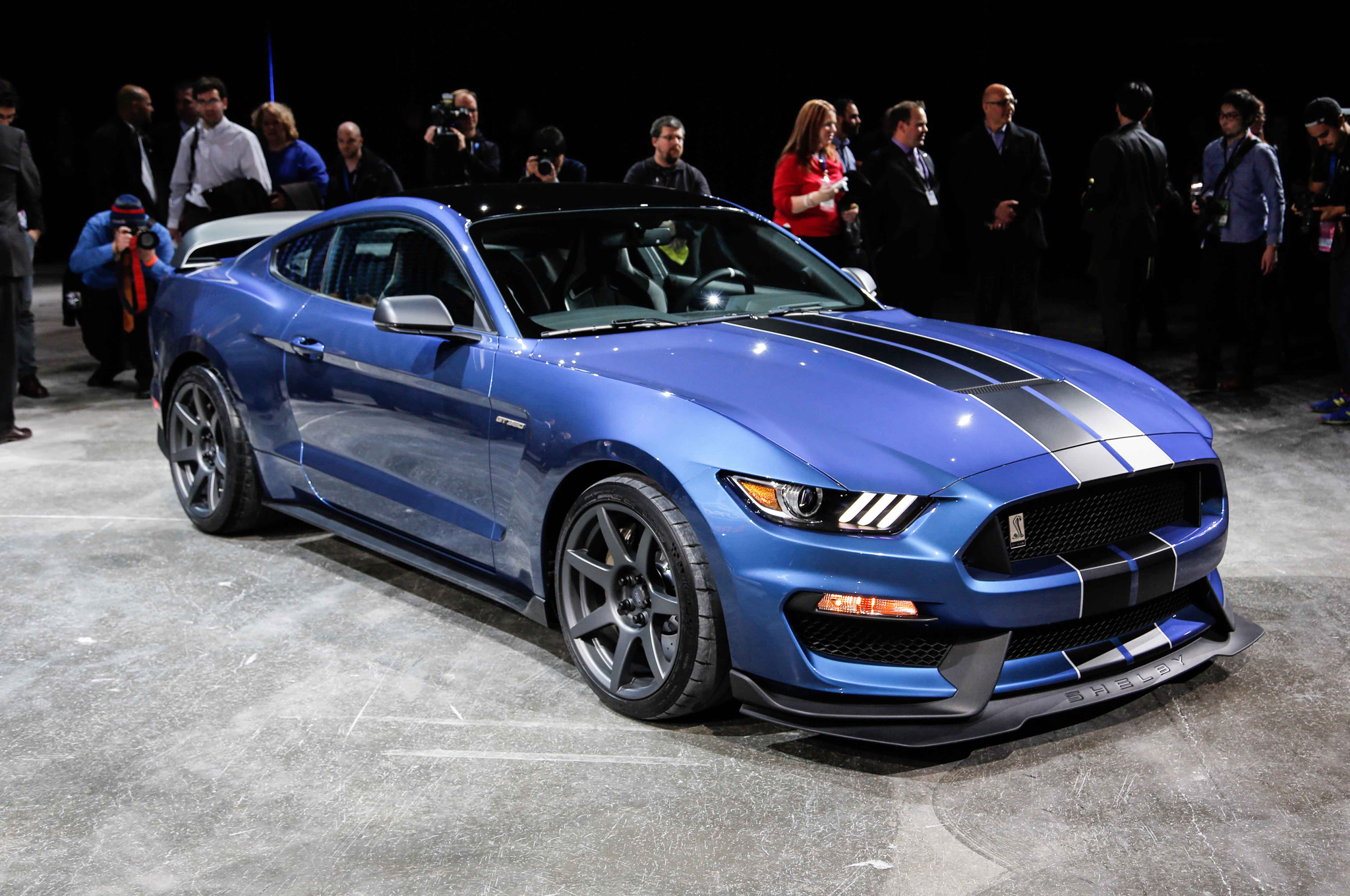 2016 ford shelby gt350r mustang - 2016 Ford Mustang Gt350