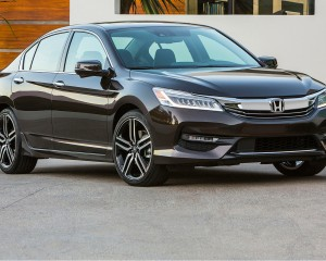 2016 Honda Accord New Design