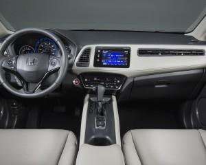 2016 Honda HR-V Front Interior Profile