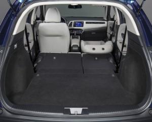 2016 Honda HR-V Rear Cargo Space