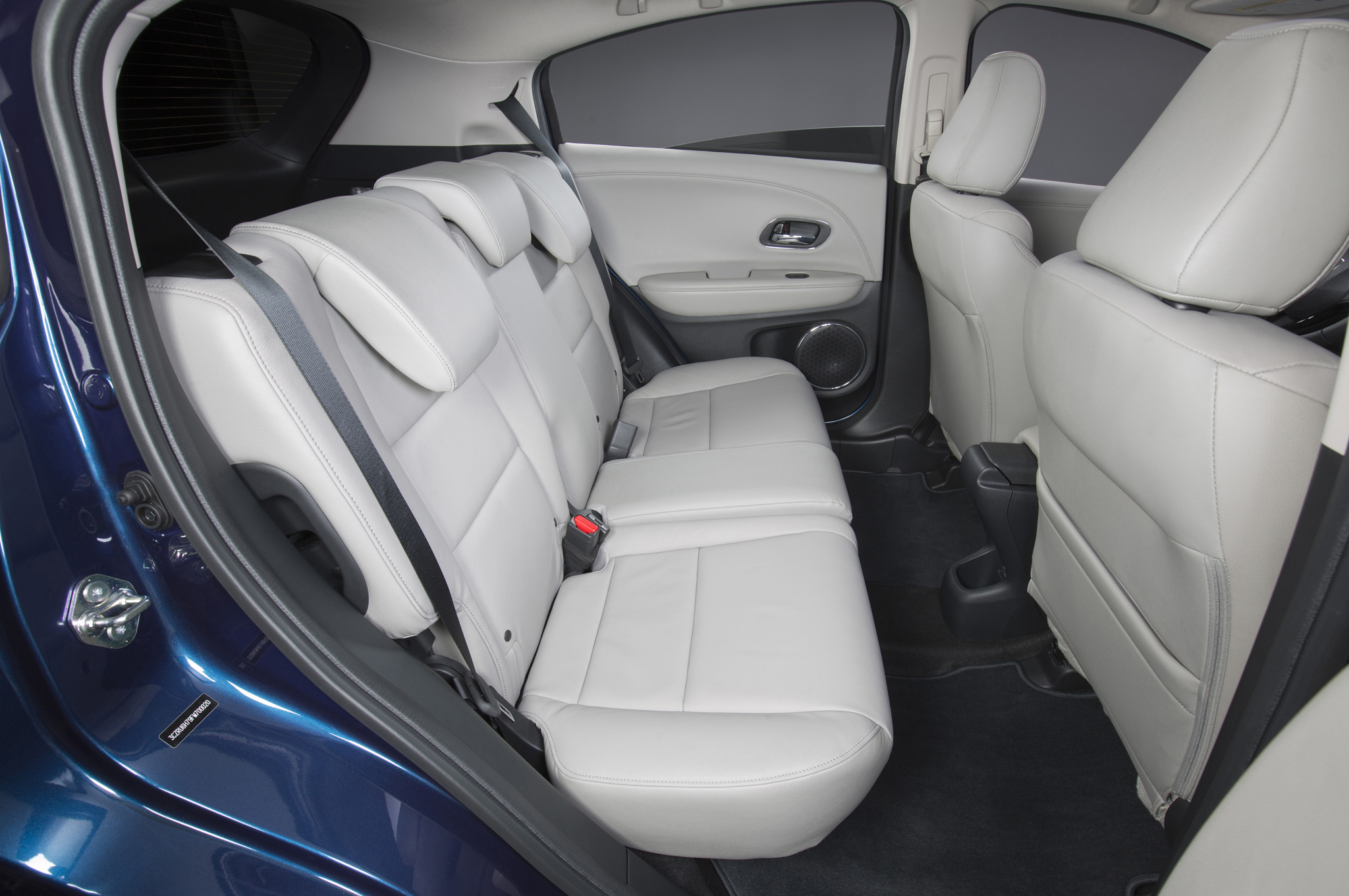 2016 Honda HR-V Rear Seats View