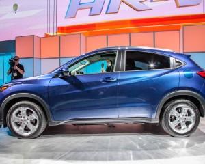 2016 Honda HR-V Side Profile