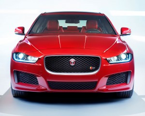 2016 Jaguar XE Facelift Front Photo