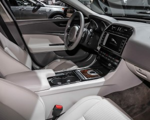 2016 Jaguar XE Interior Cockpit Preview