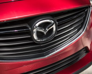 2016 Mazda 6 Touring Exterior Grille