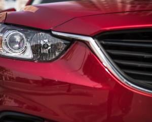 2016 Mazda 6 Touring Exterior Left Headlamp