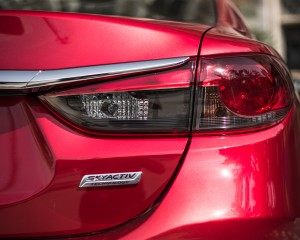 2016 Mazda 6 Touring Exterior Right Taillight