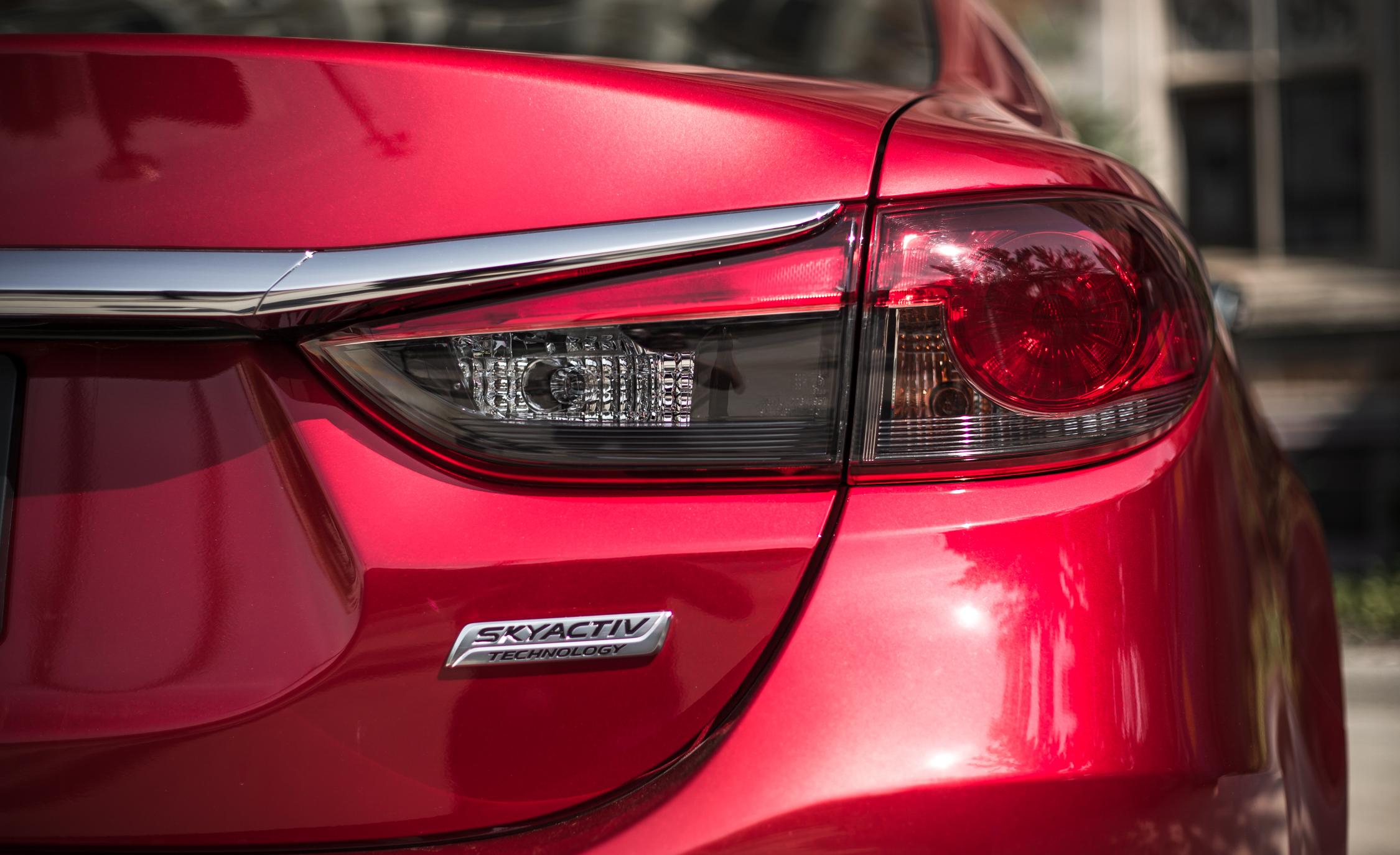 2016 Mazda 6 Touring Exterior Right Taillight