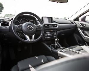 2016 Mazda 6 Touring Interior Cockpit
