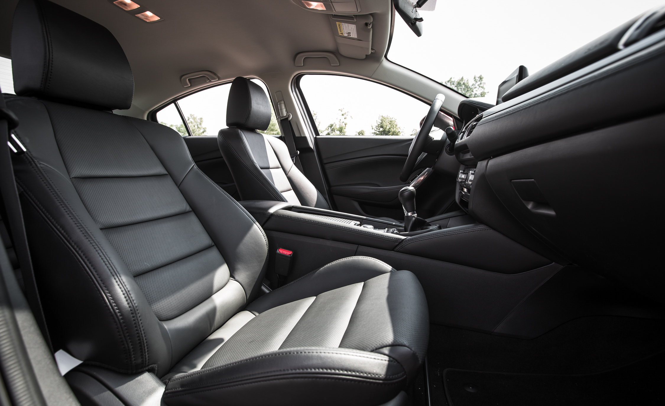 2016 Mazda 6 Touring Interior Front Passenger Seat