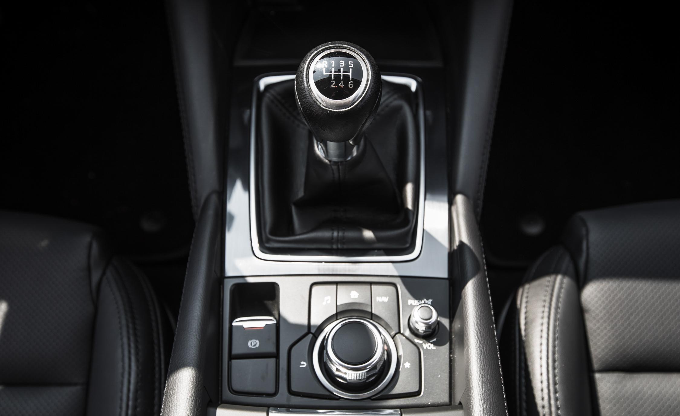 2016 Mazda 6 Touring Interior Gear Shift Knob