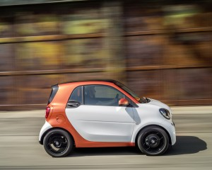 2016 Smart Fortwo Right Side Photo