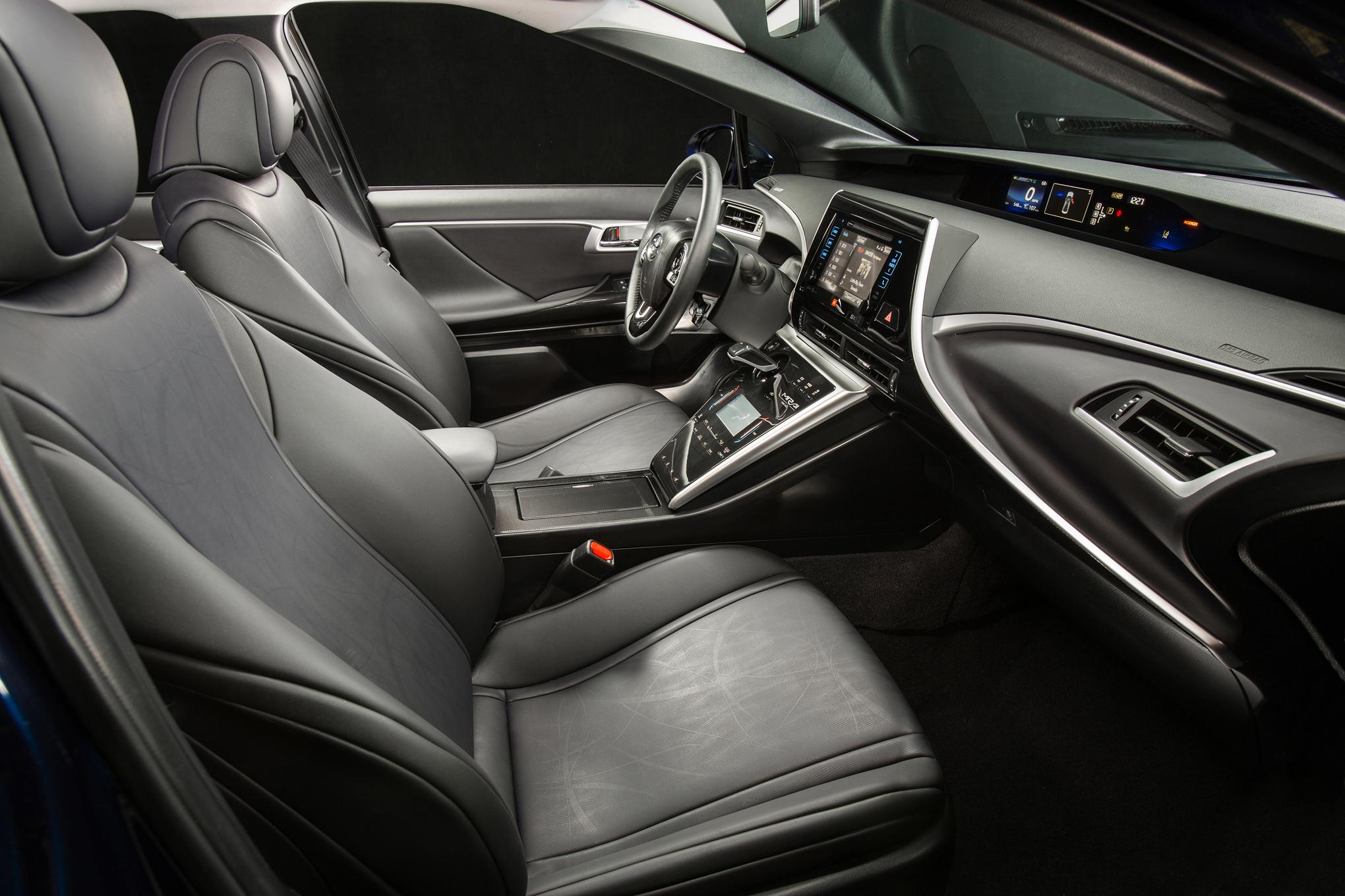 2016 Toyota Mirai Front Seats