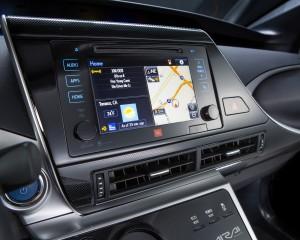2016 Toyota Mirai Head Unit Screen