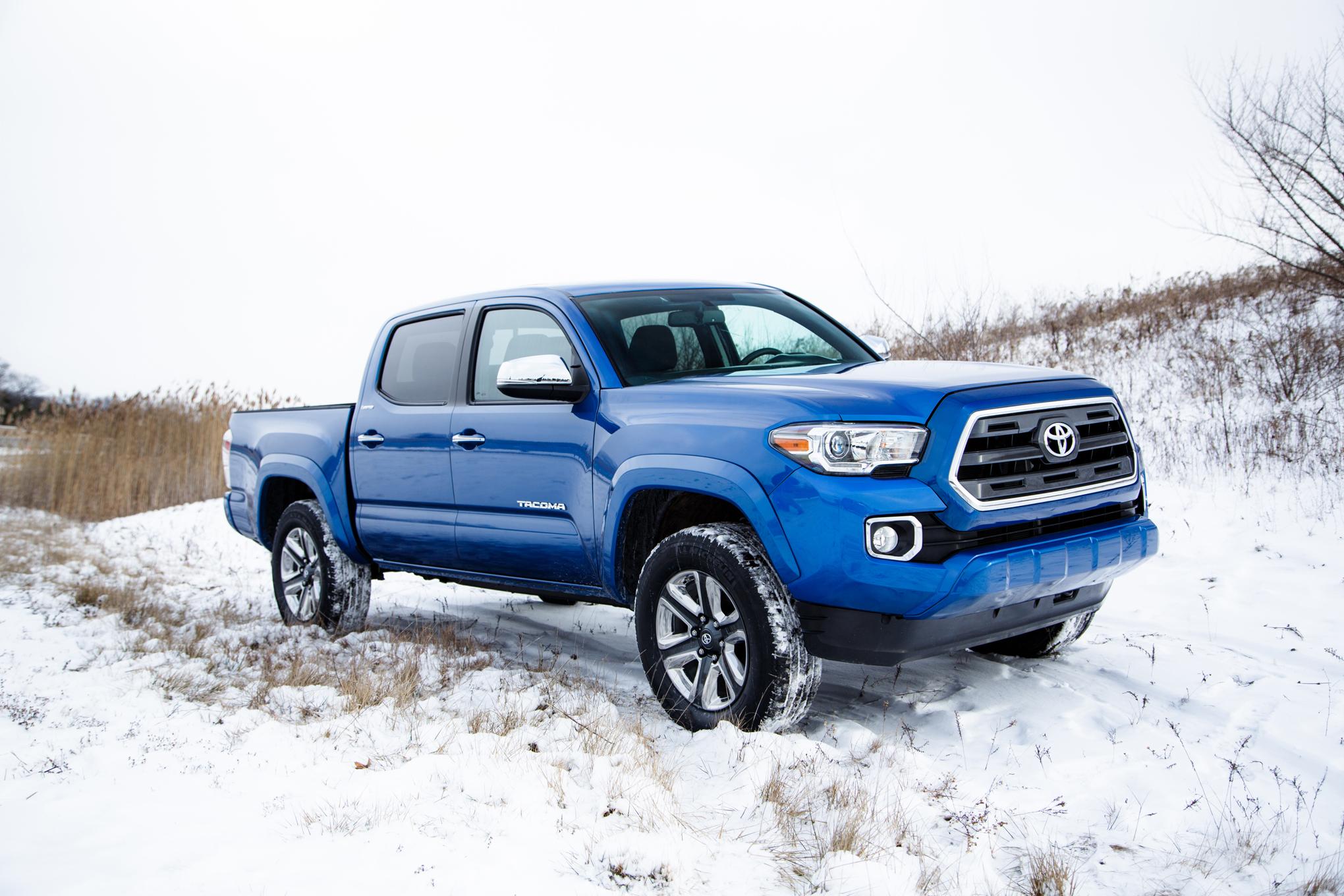 2016 Toyota Tacoma Exterior Preview