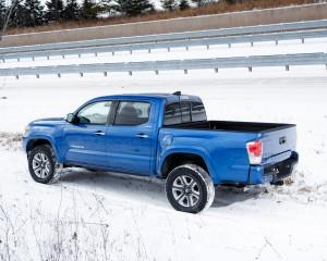 2016 Toyota Tacoma Left Side Exterior