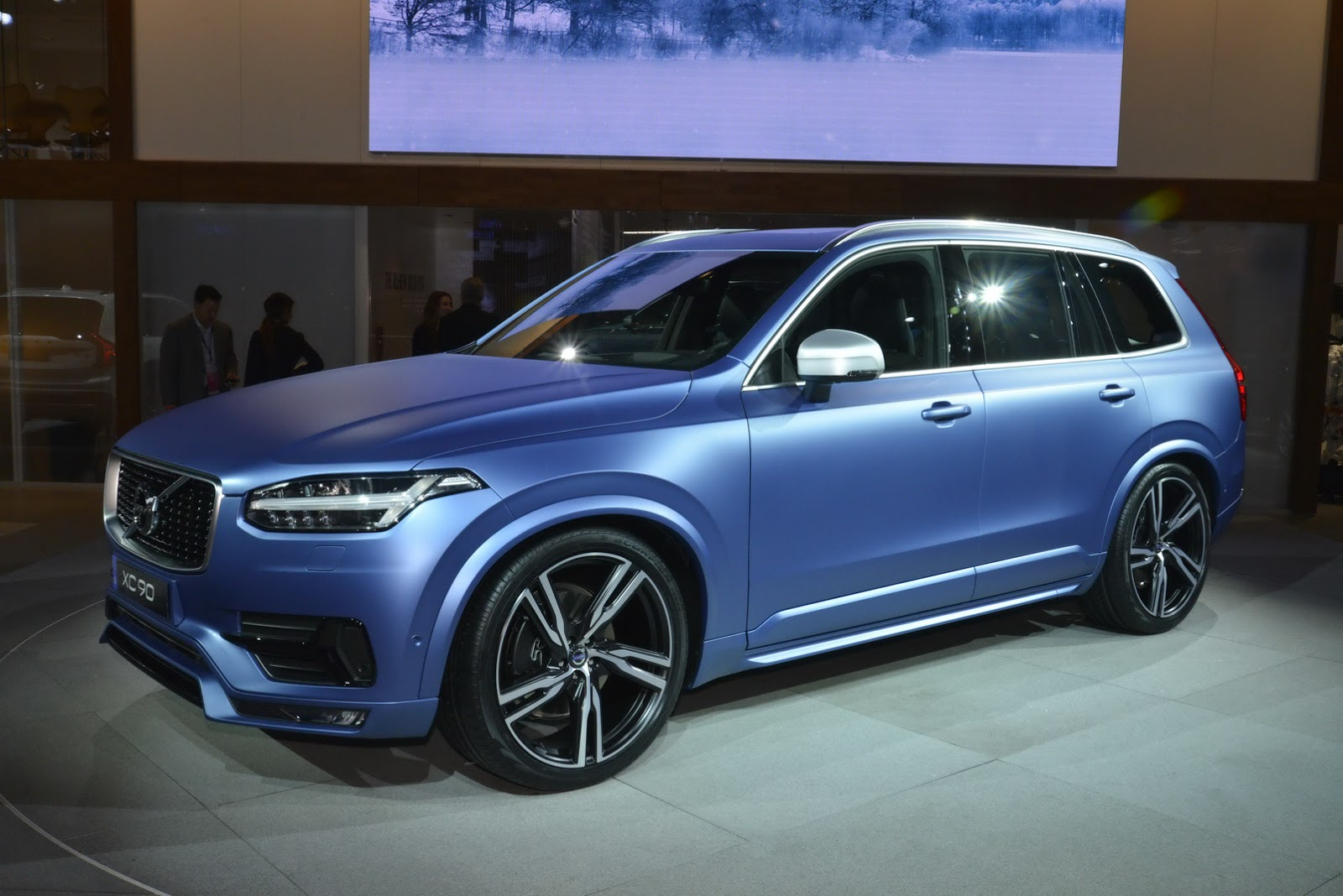 2016 volvo xc90 r design information 1191 cars performance reviews and test drive. Black Bedroom Furniture Sets. Home Design Ideas