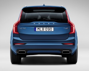 2016 Volvo Xc90 R-Design Rear Exterior