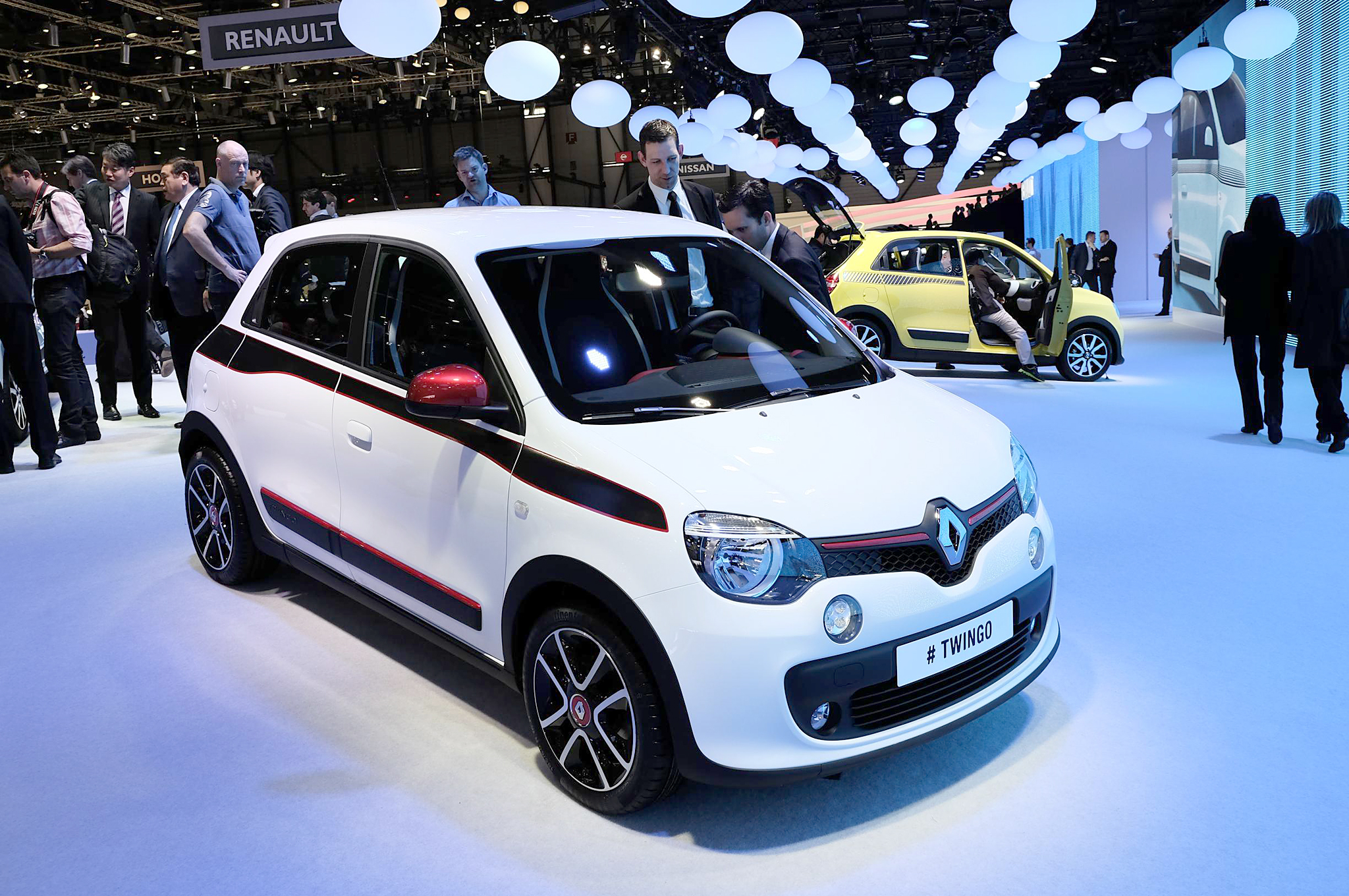 All-New 2015 Renault Twingo Auto Show