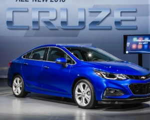 All New 2016 Chevrolet Cruze