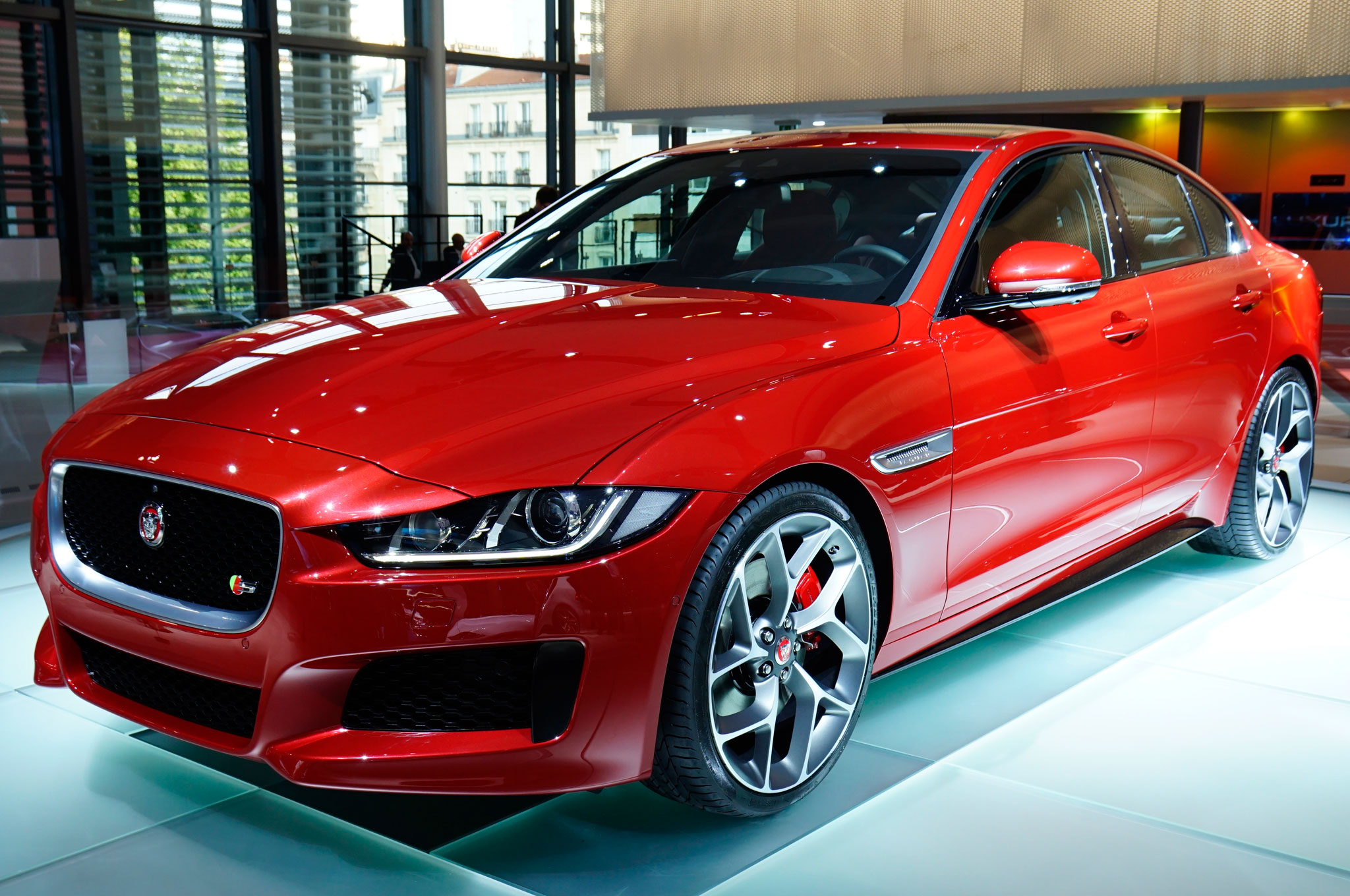All New 2016 Jaguar XE