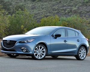 New 2015 Mazda 3