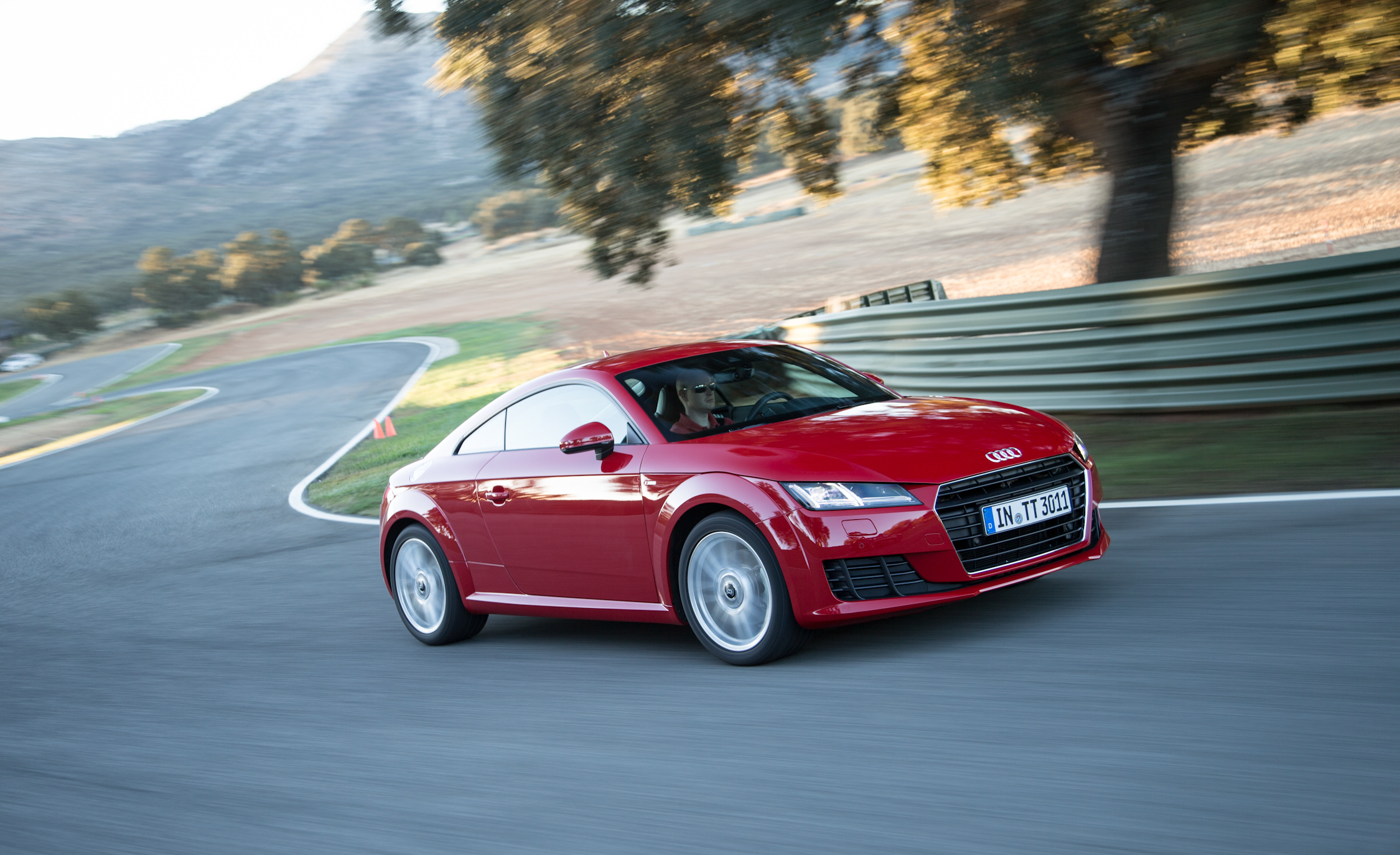 New 2016 Audi TT Coupe
