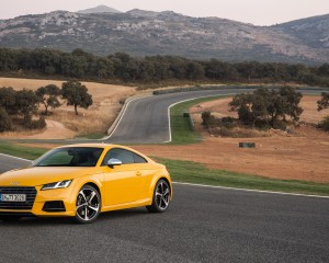 New 2016 Audi TTS