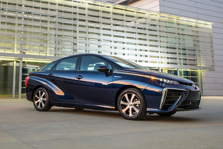 New 2016 Toyota Mirai