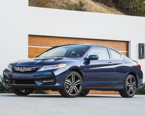 Next 2016 Honda Accord Exterior Profile