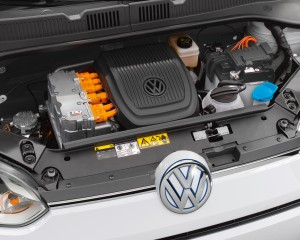 2014 Volkswagen e-Up Engine