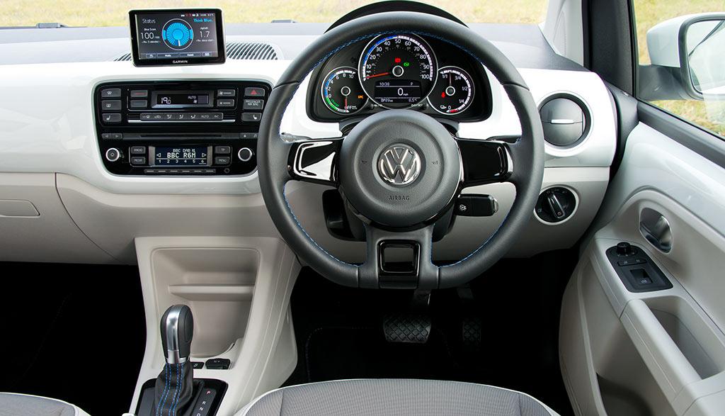 2014 Volkswagen e-Up Streering