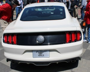 2015 Ford Mustang 50th Anniversary Edition Rear Photo