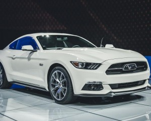2015 Ford Mustang 50th Anniversary Limited Edition