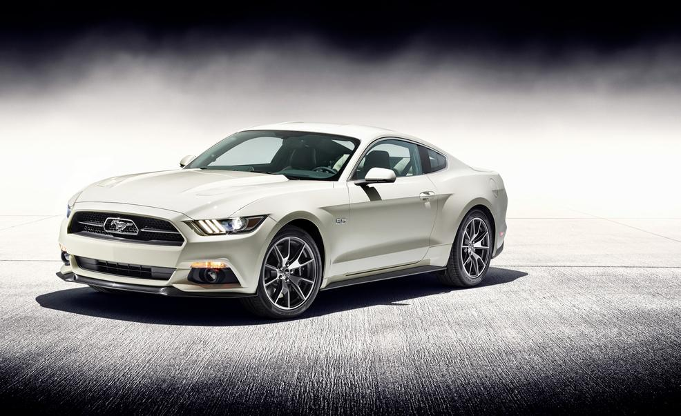 2015 Ford Mustang 50th Anniversary