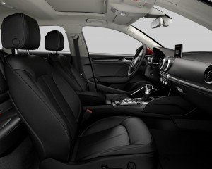 2016 Audi A3 e-Tron Interior Preview