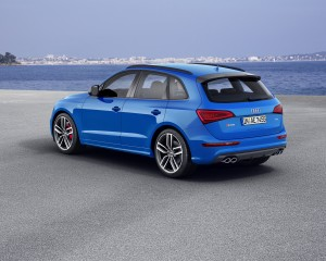 2016 Audi SQ5 TDI Plus Blue