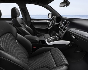 2016 Audi SQ5 TDI Plus Front Seats Interior