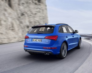 2016 Audi SQ5 TDI Plus Model